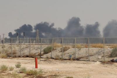 تیل تنصیبات پر ایرانی ہتھیار استعمال ہوئے، سعودی عرب کا بھی دعویٰ
