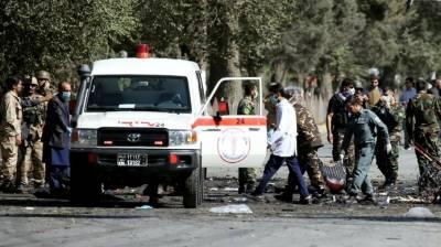 افغانستان: بم حملوں میں ہلاکتوں کی تعداد 48تک پہنچ گئی