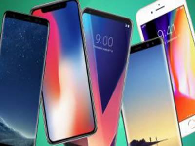 موبائل فونز کی درآمدات میں جولائی کے دوران 98 فیصد اضافہ