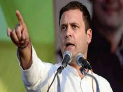 بھارتی حکومت:مقبوضہ کشمیر میں قوم پرست رہنماﺅں کو الگ تھلگ کررہی ہے:راہول گاندھی