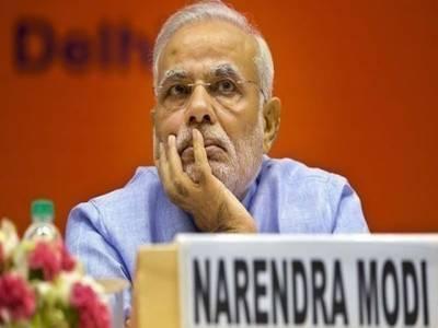 پاکستان نریندرمودی کے طیارے کو اپنی فضائی حدود سے گزرنے دے، بھارتی حکومت کی درخواست