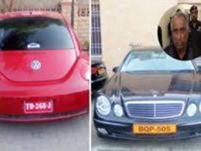 کراچی کے سابق ڈی جی پارکس کے محل نما گھر سے کروڑوں کا خزانہ نکل آیا