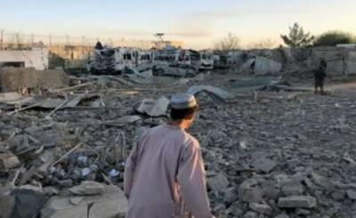 افغانستان : ڈرون اور خودکش حملے میں 50افراد ہلاک