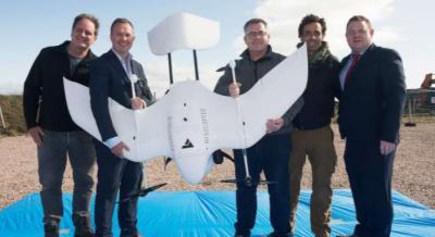 بین الاقوامی سائنسدانوں اور محکمہ صحت کی ٹیم کا دنیا کی پہلی ڈرون انسولین کی فراہمی کا کامیاب تجربہ