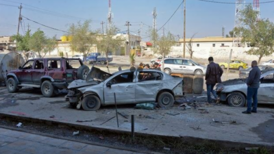عراق کے شہرکربلاقریب بم دھماکے میں 12 افرادہلاک