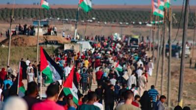غزہ ، حق واپسی ریلیوں پر اسرائیلی فائرنگ سے 74 فلسطینی زخمی