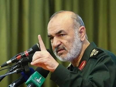 ایران جارحیت کرنے والے ملک کو تباہ کردے گا : سربراہ پاسداران انقلاب