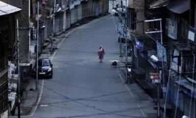 مقبوضہ کشمیر49ویں روز بھی معمولات زندگی مفلوج