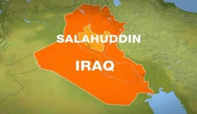 عراق:فوج کی کارروائی میں3شدت پسند ہلاک