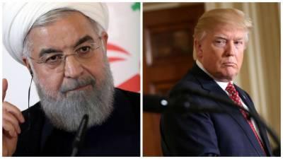 ٹرمپ جنرل اسمبلی کے اجلاس کے موقع پر کسی ایرانی عہدے دارسے نہیں ملیں گے