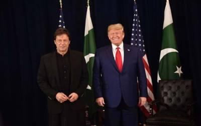 مودی کشمیر سے کرفیو اٹھائے، وزیراعظم عمران خان کا صدر ٹرمپ سے مطالبہ