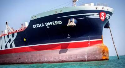 ہمار بحری جہاز اور عملہ بدستور ایران کے قبضے میں ہے:برطانیہ