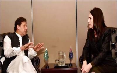 عمران خان، جاسنڈا آرڈن ملاقات، کشمیر کی صورت حال، اسلاموفوبیا کے چیلنجز پر تبادلہ خیال