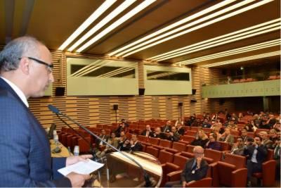 فرانسیسی پارلیمنٹ میں پہلی مرتبہ مسئلہ کشمیر پر کانفرنس کا انعقاد