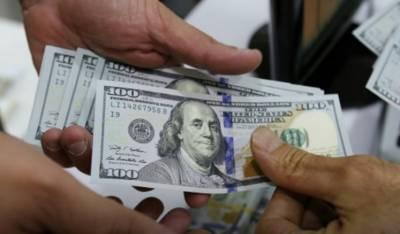 ڈالر کی قیمت میں ایک پیسے اضافہ