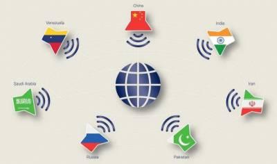 پاکستان اور بھارت سوشل میڈیا کو پراپیگنڈے کے لیے استعمال کرنے والے ممالک میں شامل