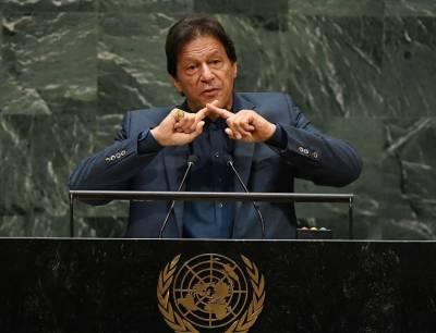 جنرل اسمبلی سے وزیراعظم کا تاریخی خطاب,دنیا بھر کے نشریاتی اداروں اور اخبارات نے شہ سرخیوں میں جگہ دی
