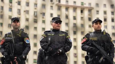 مصری سیکورٹی فورسز کی کارروائی میں 15 مشتبہ جنگجو ہلاک