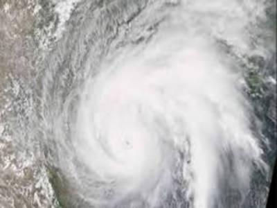 تائیوان میں سمندری طوفان