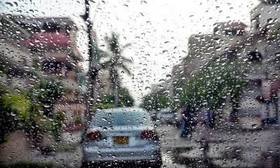 کراچی: سمندری ہوائیں چلنے سے درجہ حرارت میں کمی