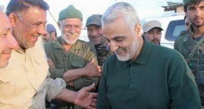 عراق میں ایرانی جنرل قاسم سلیمانی کا دوست پانچویں پولیس ڈویژن کا سربراہ مقرر