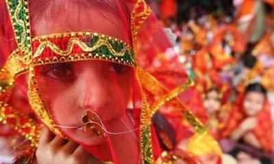 27 سالہ شخص کی 8 سالہ لڑکی سے شادی کی کوشش ناکام