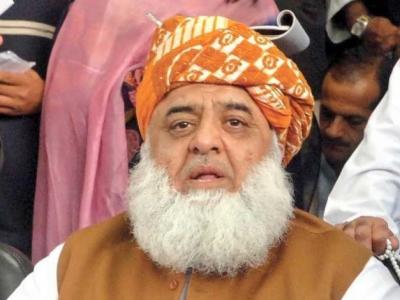 مولانافضل الرحمان نے 27 اکتوبر کو مارچ کا اعلان کردیا