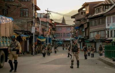 مقبوضہ کشمیر میں مسلسل 61ویں روز بھی معمولات زندگی مفلوج