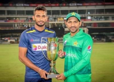 پاکستان اور سری لنکا کے درمیان پہلا ٹی ٹوئنٹی میچ آج کھیلا جائے گا