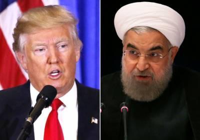 ایرانی صدر کے ساتھ ملاقات سے میں نے خود انکار کیا:ٹرمپ