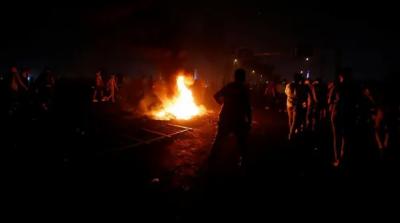 عراق کے الصدر شہر میں پولیس اور مظاہرین میں تصادم،8 افراد ہلاک، 25 زخمی