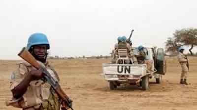 مالی، سڑک کنارے نصب بم پھٹنے سے اقوام متحدہ کا امن فوجی جاں بحق