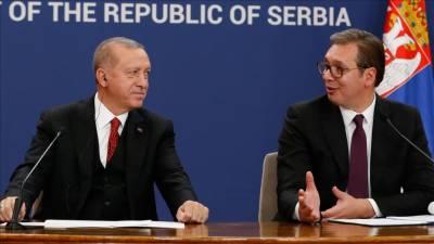 ترکی اور سربیا کے باہمی تعلقات بہترین سطح پر ہیں: صدر ترکی