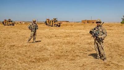 امریکا شام میں ترکی کے سیف زون سے فوج نکالنے کے تیار