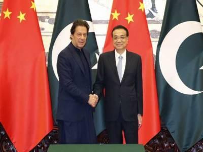 وزیر اعظم کی چینی ہم منصب سے ملاقات، مفاہمت کی یادداشتوں پر دستخط ،پاک چین تجارتی حجم بڑھانے پر اتفاق