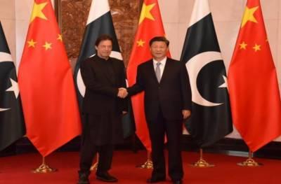 وزیراعظم عمران خان سےچینی صدر شی جن پنگ کی ملاقات