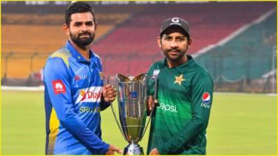 پاکستان اور سری لنکاکے درمیان تیسرا ٹی ٹوئنٹی آج کھیلا جائے گا