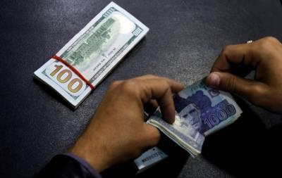 اوپن مارکیٹ میں روپے کے مقابلے میں ڈالر کی قیمت مستحکم