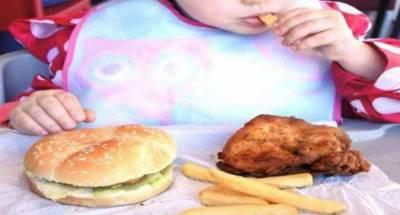 سال 2030 تک 54 لاکھ سے زائد پاکستانی بچے موٹاپے کا شکار ہوجائیں گے