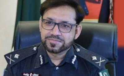 کراچی اب مزید خطرناک نہیں رہا:وزیراعلی سندھ کو آئی جی سندھ کی بریفنگ