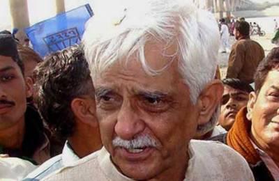 پی پی رہنما تاج حیدر کے گھر تین ماہ میں چوری کی چوتھی واردات