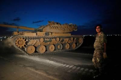 سیریئن ڈیموکریٹک فورسز کے ترک فوج پر جوابی حملے