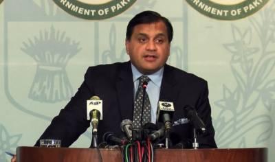 بھارت سے ہمیں خیر کی توقع نہیں،رافیل ہو یا کچھ اور پاکستان اپنا دفاع کرنا جانتا ہے,دنیا خطے کو اسلحے کی دوڑ میں نہ دھکیلے:ترجمان دفتر خارجہ