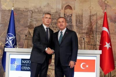 نیٹو کو ترکی کے ساتھ اظہار یکجہتی کرنا چاہیے، ترک وزیر خارجہ