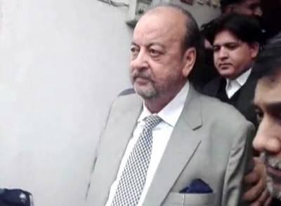 کراچی:سراج درانی کی اہلیہ،بیٹے اور بیٹیوں کے وارنٹ گرفتاری جاری