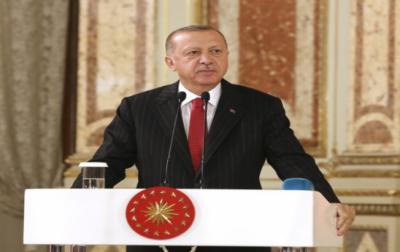 شمالی شام میں ترکی کی حالیہ کارروائی دہشتگردگروپوں کیخلاف ہے:رجب طیب اردوان