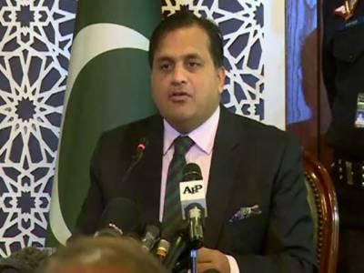 پاکستان نے افغان دفتر خارجہ کا پشاور مارکیٹ سے متعلق بیان مسترد کردیا،پشاور میں افغان قونصل خانے کی احتجاجاً بندش پر افسوس ہے، دفترخارجہ
