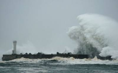 جاپان میں شدید سمندری طوفان،4افراد ہلاک