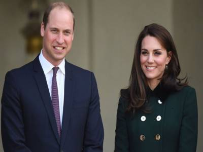 شہزادہ ولیم اور انکی اہلیہ کیٹ میڈلٹن کل پیر کی رات پاکستان پہنچیں گے
