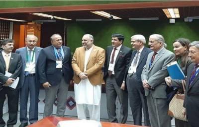 پارلیمانی سفارت کاری، پاکستان کے ہاتھوں بھارت کو تاریخی شکست